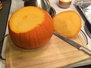 Headless Pumpkin