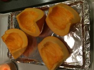 Roasting Pumpkins